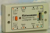 Viessmann 5224 Control unit for colour light block signals - reduced
